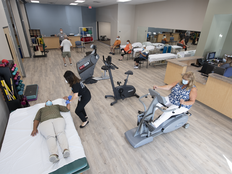 Fitness Connection Sports Rehab