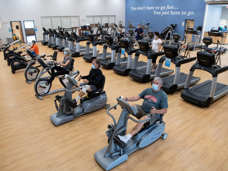 Fitness Connection bikes